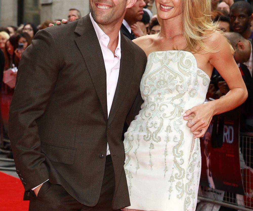 Rosie Huntington-Whiteley: Heiratet sie Jason Statham?