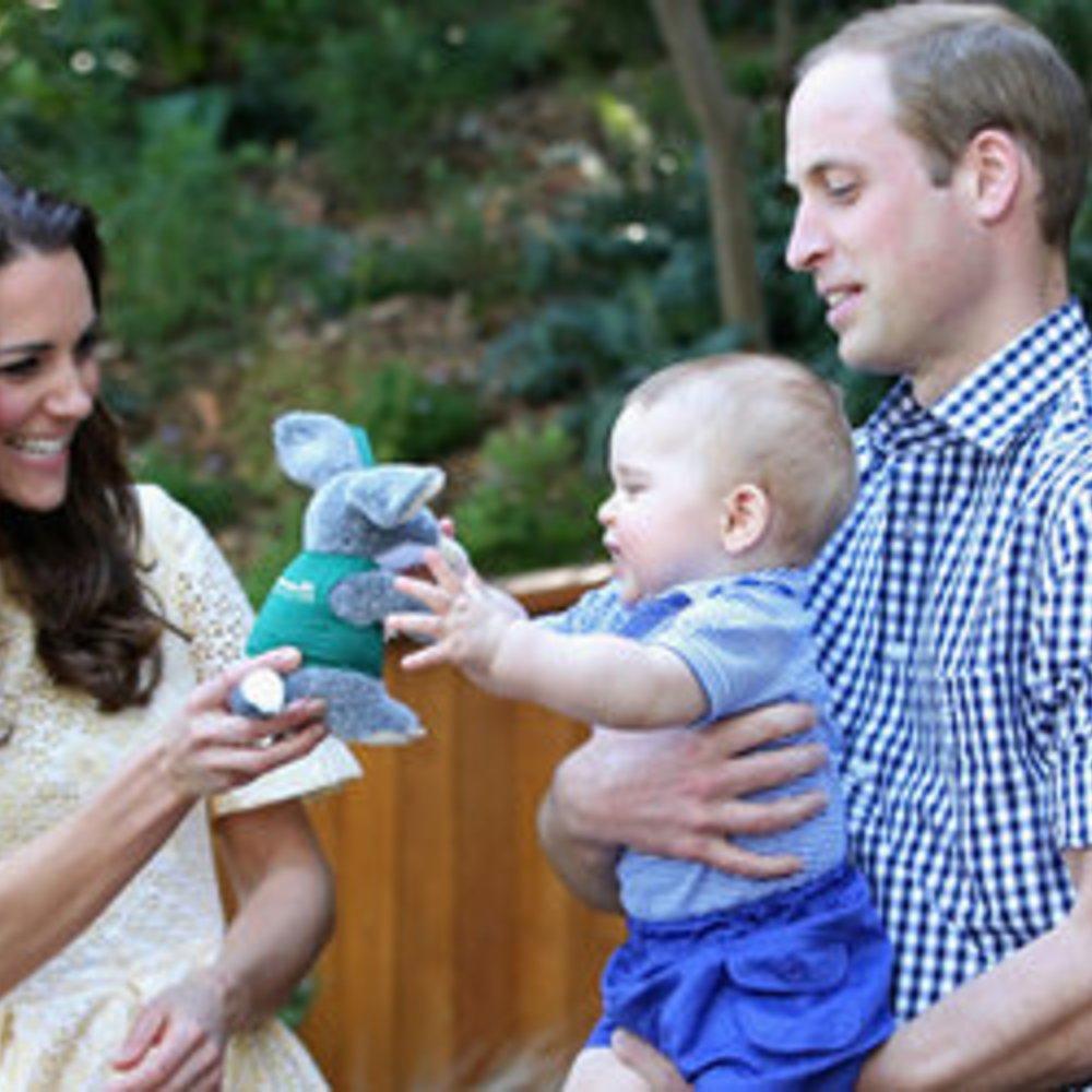 Wie viel weißt Du über Prinz George?