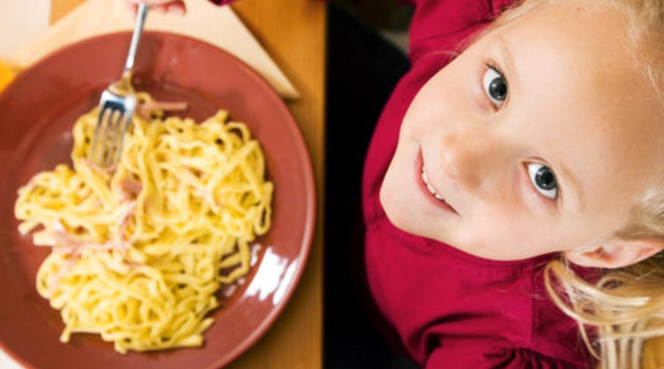 Kinder-Ernährung schlecht