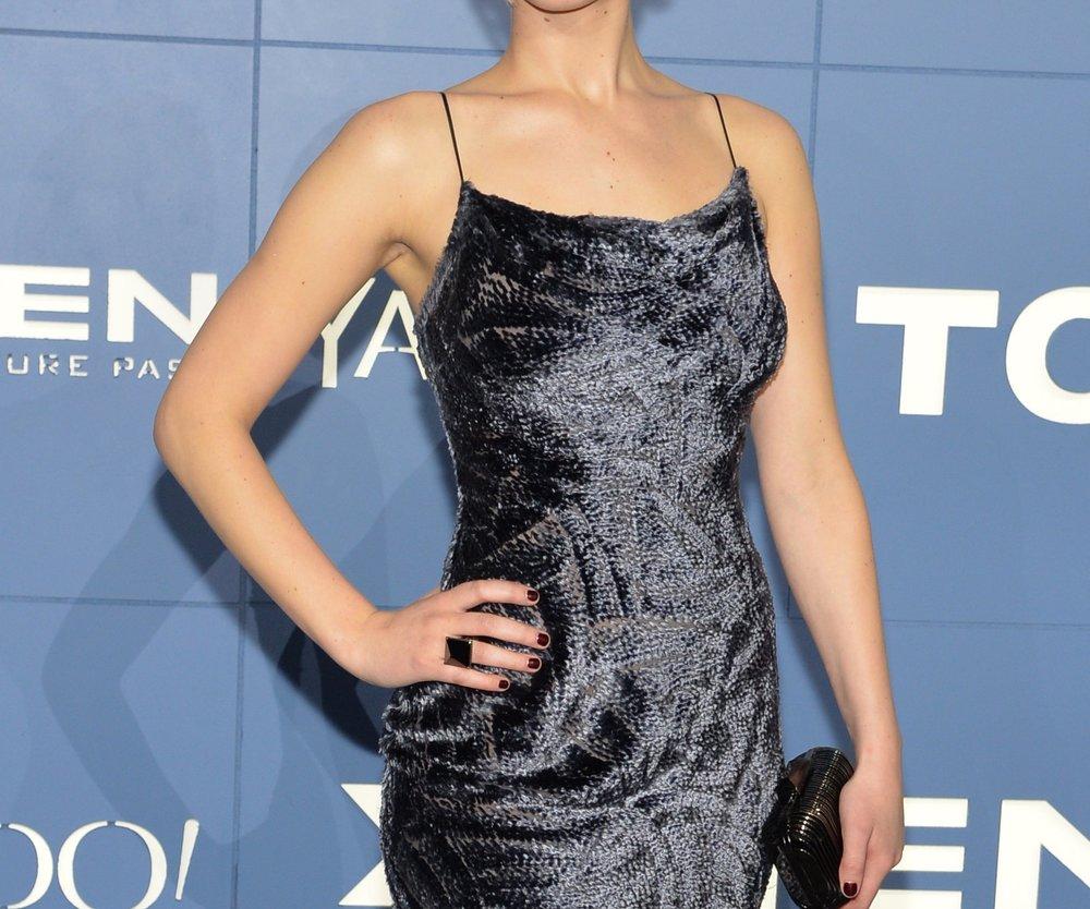 Jennifer Lawrence: Kommt sie mit Chris Martin zu den Golden Globes?