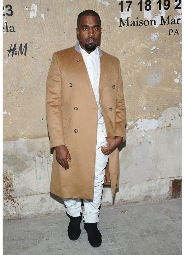Kanye West hält sich selbst für den Größten