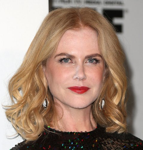 Nicole Kidman auf dem Red Carpet