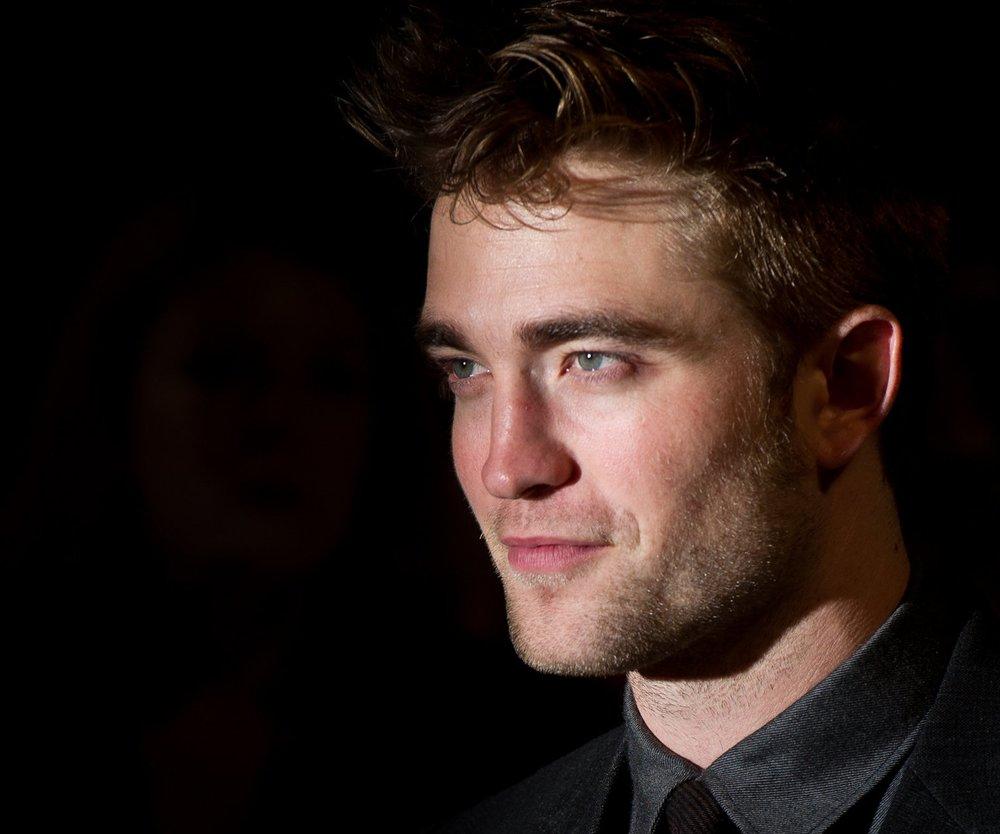 Robert Pattinson wird übermalt