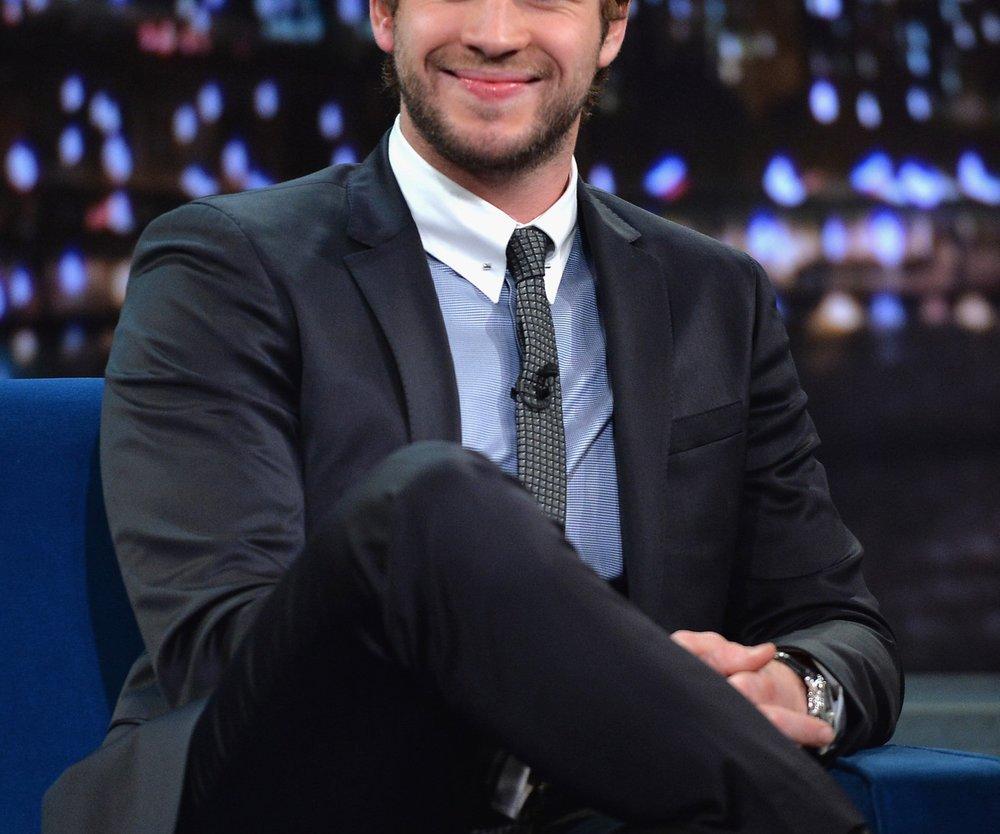 Liam Hemsworth: Flirtet er mit Nina Dobrev?