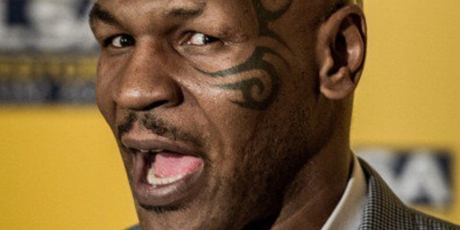 Mike Tyson spielt in Scary Movie 5 mit