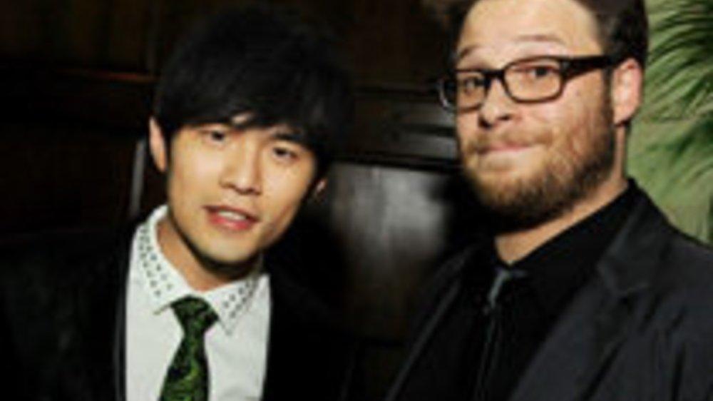 Seth Rogen: Von Filmkollege Jay Chou überrascht