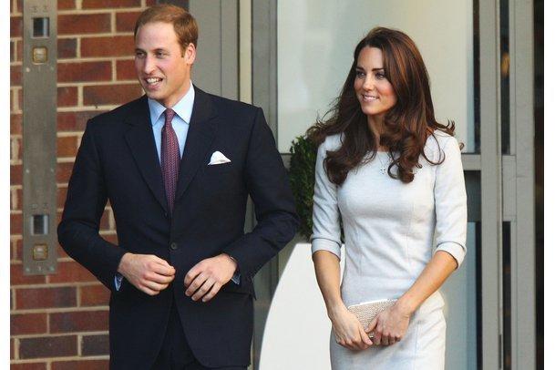 Kate Middleton und Prinz William bekommen Fanpost