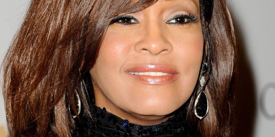 Whitney Houston bekommt Stern auf dem Walk of Fame