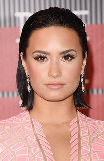 Demi Lovato: Wet-Look