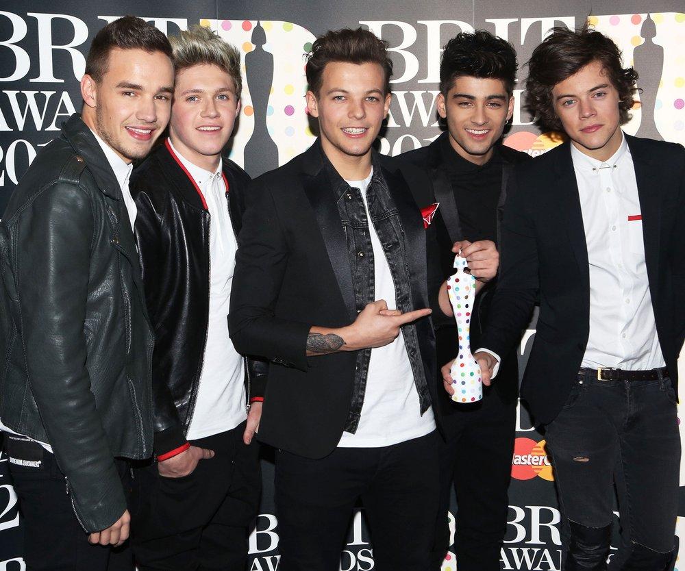 One Direction wollen ihre Männlichkeit beweisen
