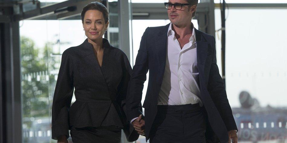 Brad Pitt und Angelina Jolie: Haben sie einen Ehevertrag?