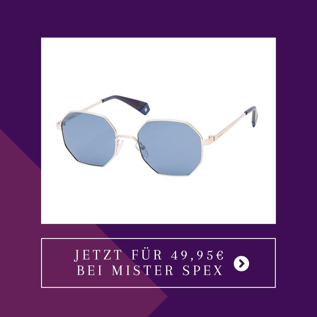 Sonnenbrillen Trend 2021
