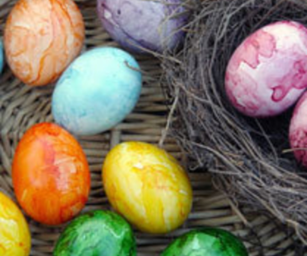 Ostern mal anders...