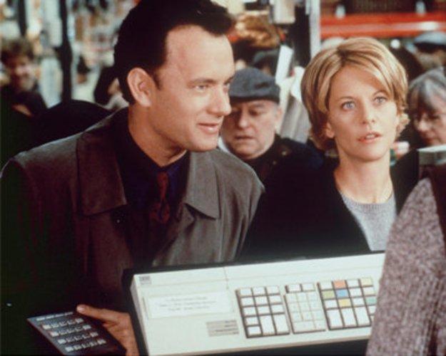 Tom Hanks und Meg Ryan in Email für Dich