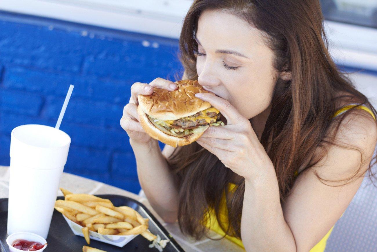 Cheat Day Burger essen