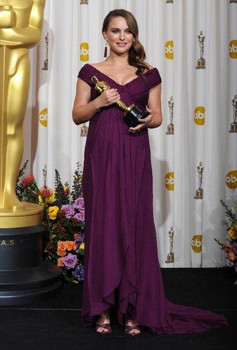 Natalie Portman gewinnt Oscar 2011