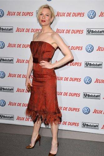 Renee Zellweger: Die begabte Schauspielerin