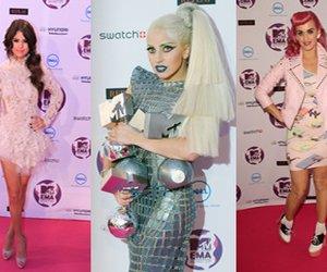 MTV Europe Music Awards 2011 – Die spannendsten Outfits