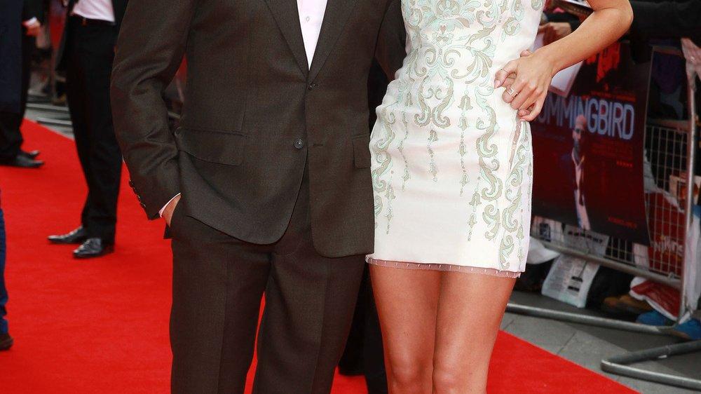 Rosie Huntington-Whiteley und Jason Statham kurz vor der Trennung?