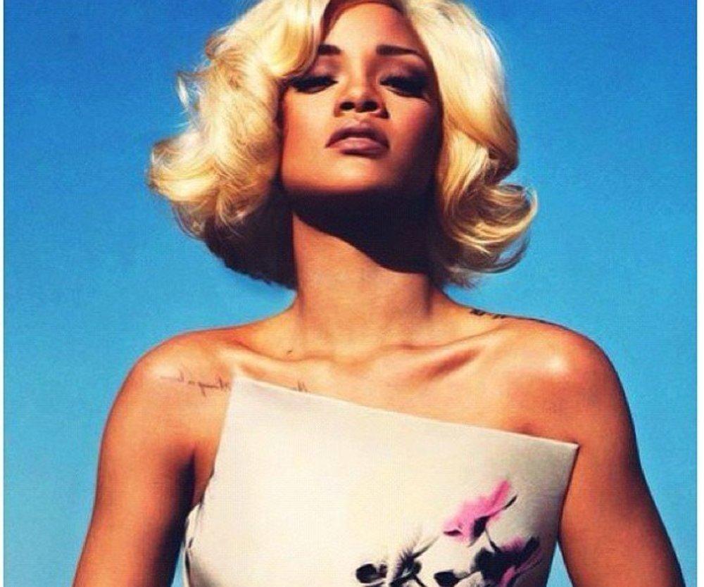 Rihanna stellt ihre erste eigene Kollektion vor