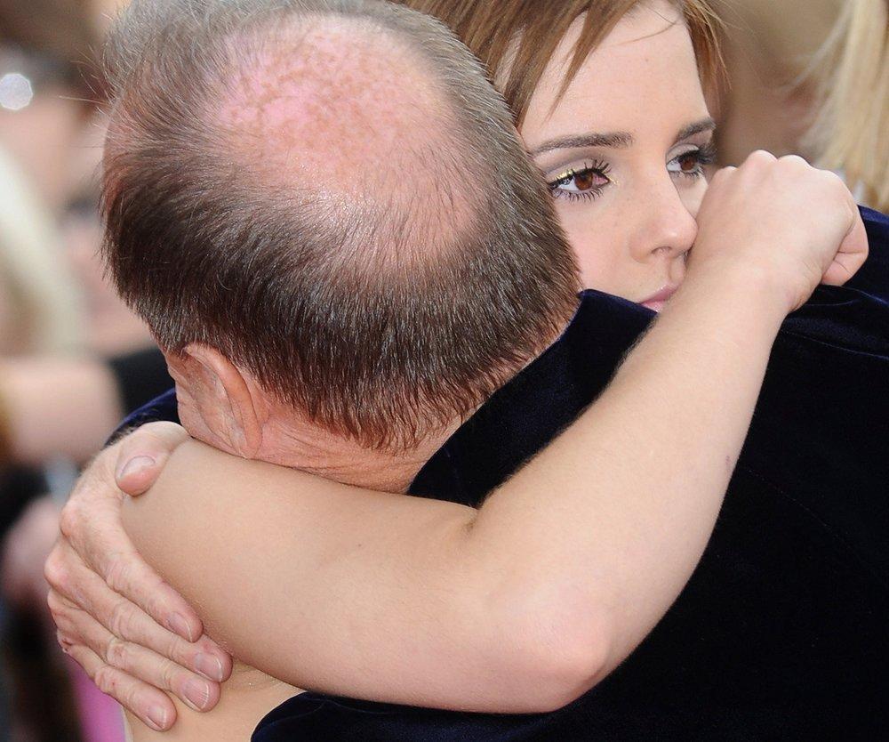 Harry Potter Stars weinen Abschiedstränen