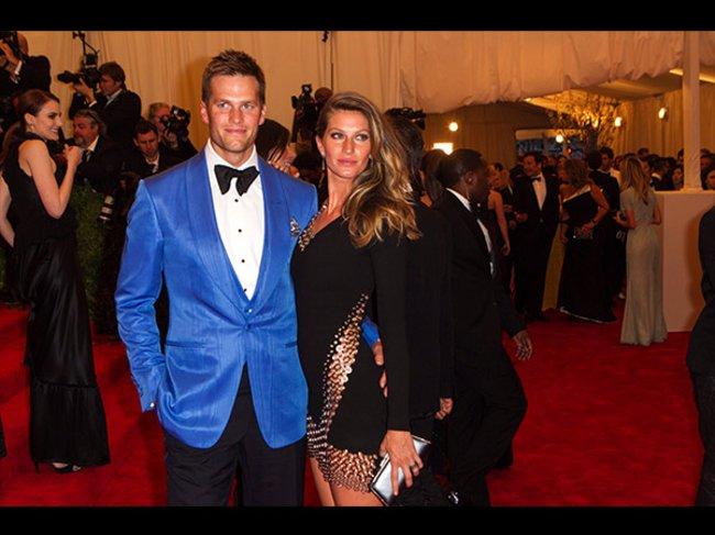 Gisele Bündchen und Tom Brady
