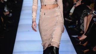 New York Fashion Week: Herve Leger schnürt weiter