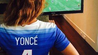 Beyonce und andere Stars gratulieren dem US-Frauenfußballteam