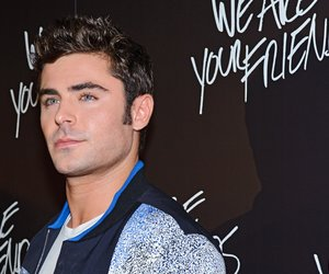 """CHICAGO, IL - AUGUST 19: Zac Efron attends the Chicago premiere of """"We Are Your Friends"""" at Showplace Icon Theater on August 19, 2015 in Chicago, Illinois. (Photo by Timothy Hiatt/Getty Images)"""