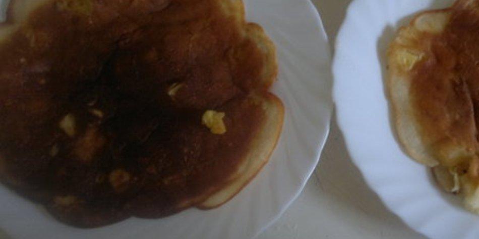 Meine Apfelküchlein, ein tolles Rezept von bluedarling