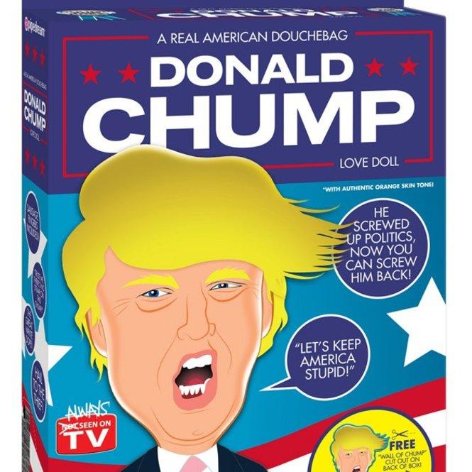 603912737394 Donald Chump Dildo King