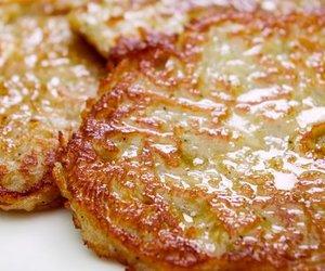 Rösti aus rohen Kartoffeln