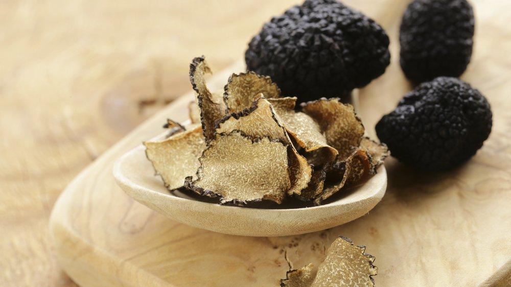 Trüffel: Haute Cuisine, Scheibchen für Scheibchen