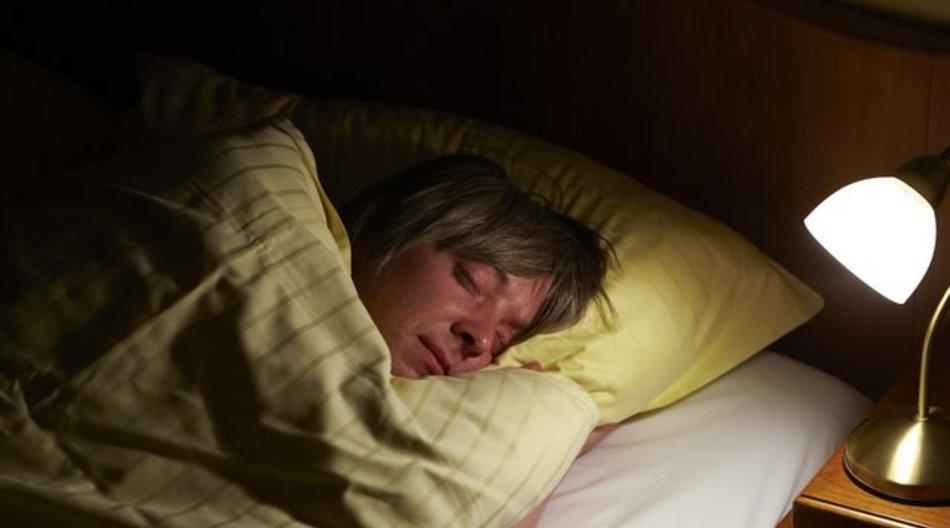 Nur ein ruhiger Schlaf ist ein erholsamer.