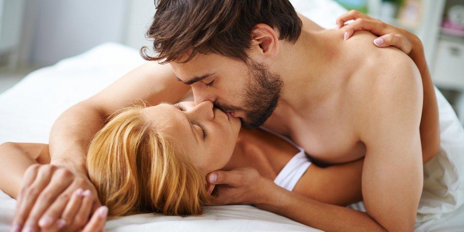 Küsst er dich beim Sex?