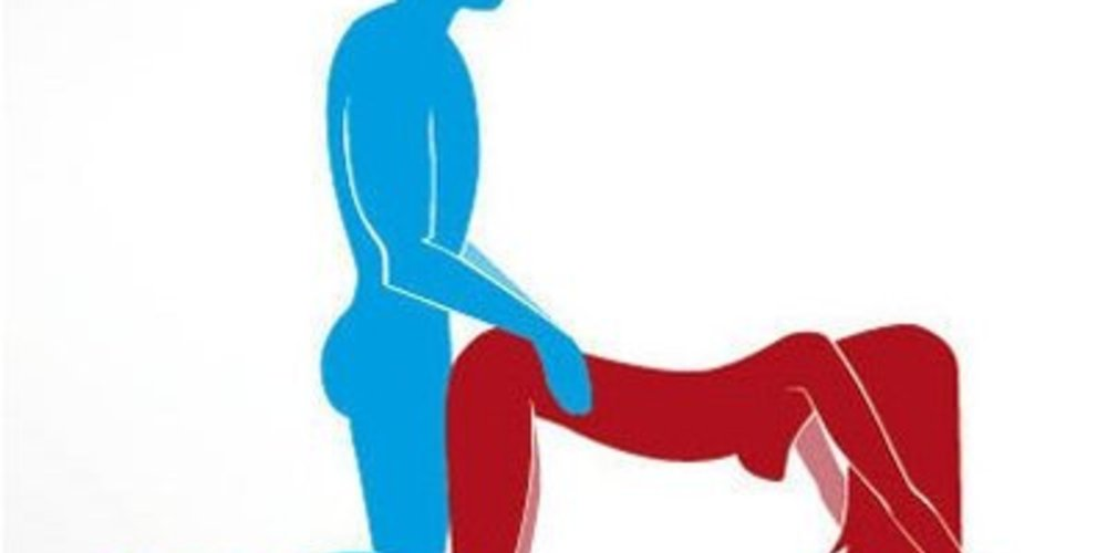 Die Sexstellung Doggy Style