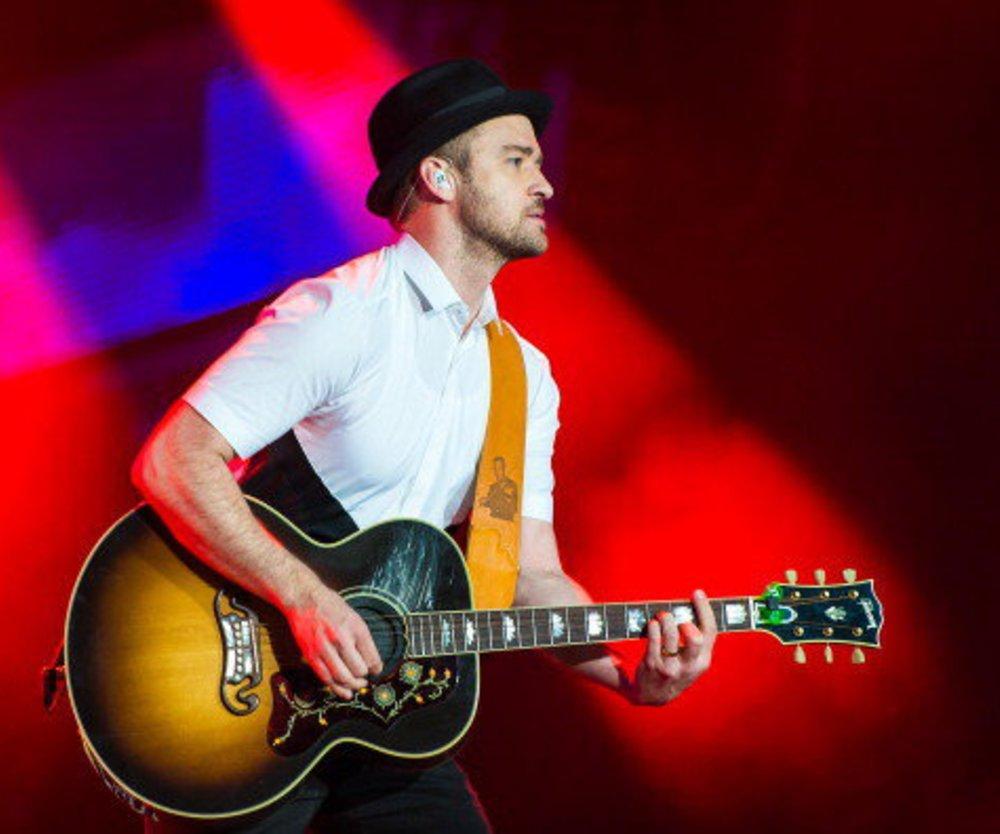 Justin Timberlake zeigt private Einblicke in sein Leben