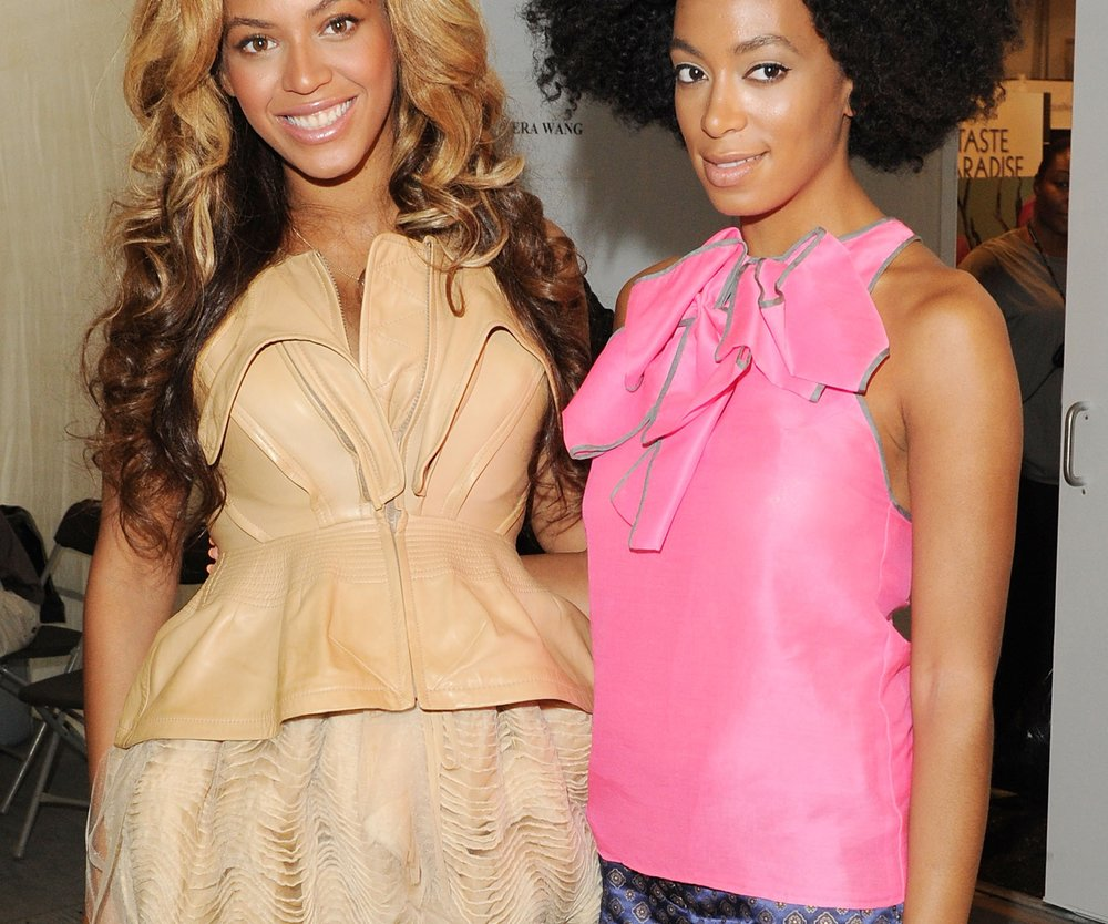 Beyonce bezahlt Solanges Flitterwochen
