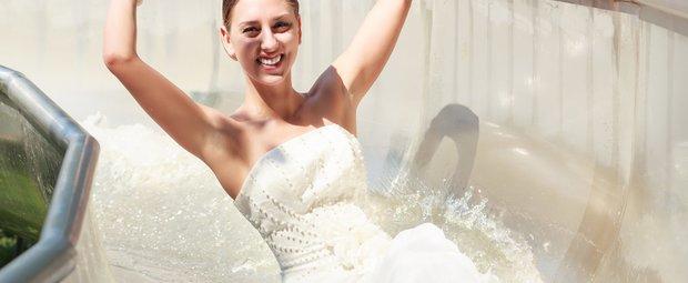 #1 Hochzeit unter Wasser