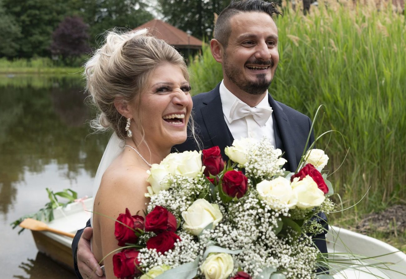 Hochzeit auf den ersten Blick Serkan und Samantha