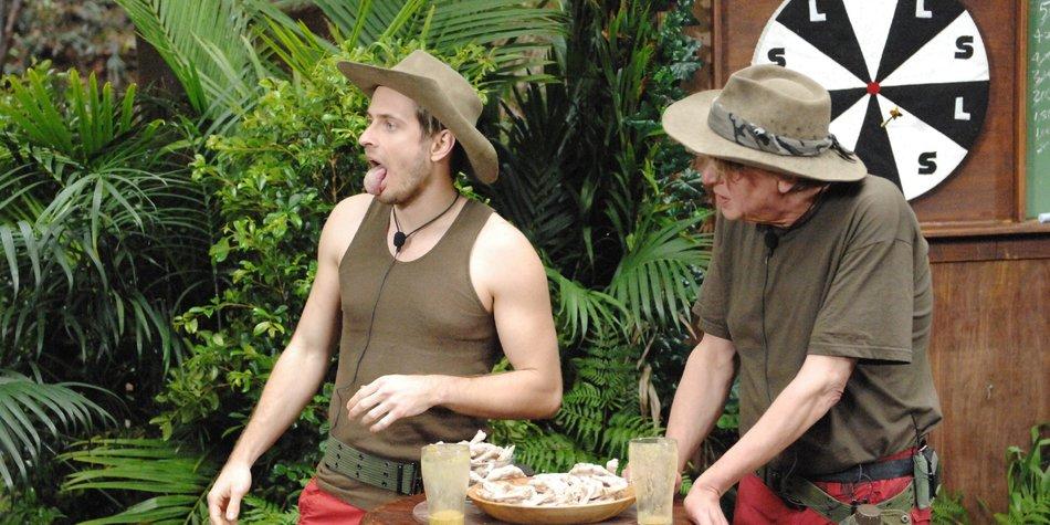Dschungelcamp: Prüfung mit Ekelfaktor