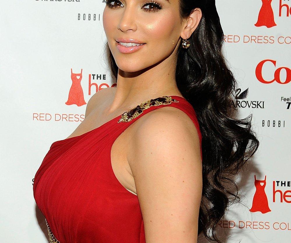 Kim Kardashian erobert Indien