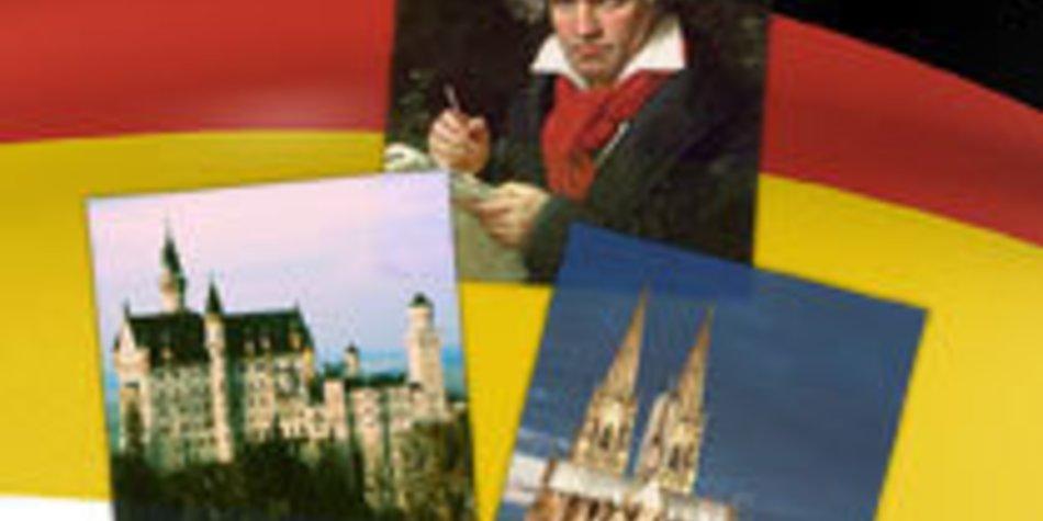 60 Gründe, Deutschland zu lieben