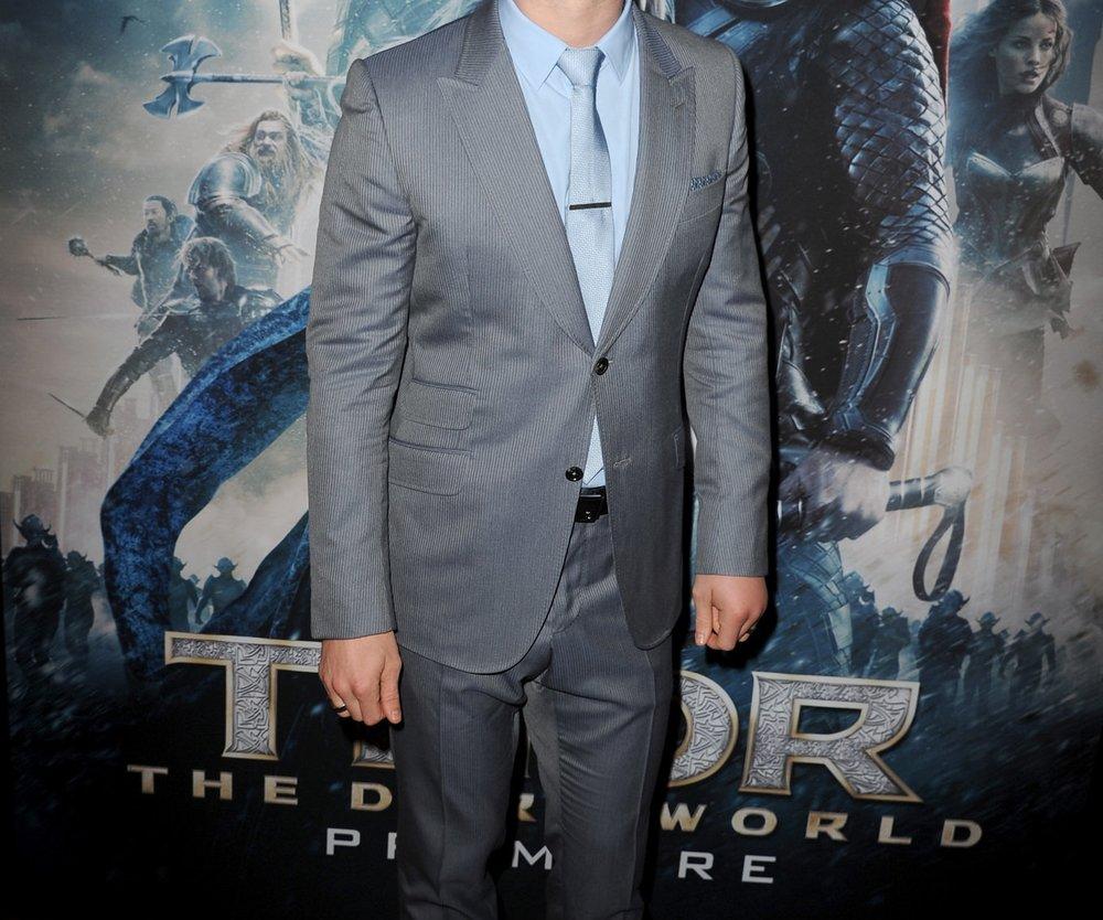 Chris Hemsworth präsentiert die Oscar-Nominierten