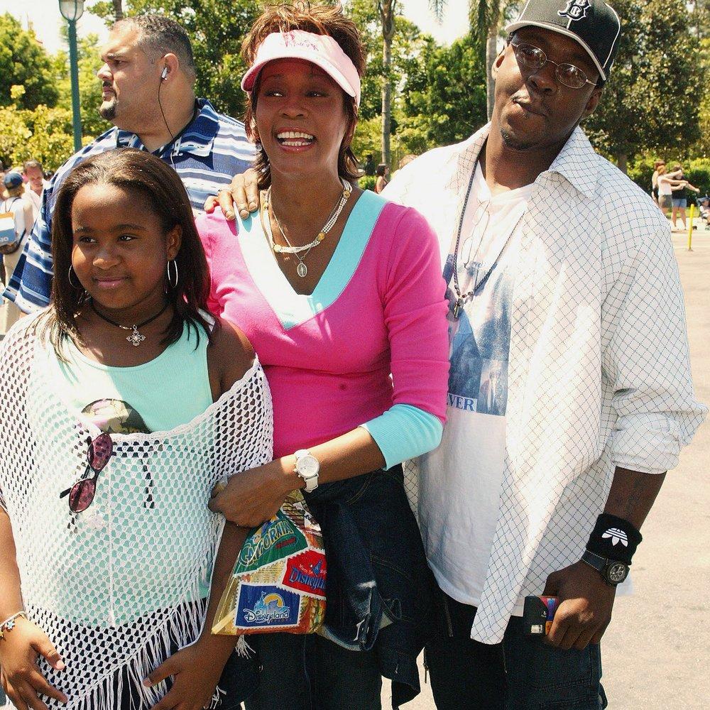 Bobby Brown darf nicht zu Whitneys Beerdigung