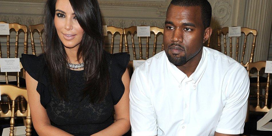 Kim Kardashian soll bei Scheidung Millionen Dollar erhalten