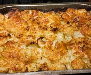 Kartoffelgratin einfach