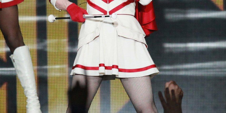 Madonna: Abstinent auf Welttournee