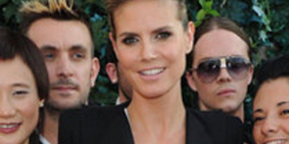 Heidi Klum: Die achte Staffel von Project Runway wird hart!