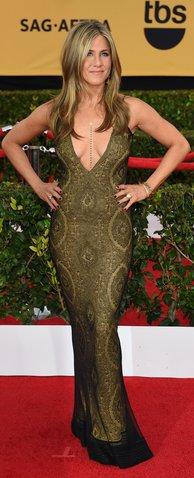 Jennifer Aniston hat mit der Babybrei-Diät angeblich 9 Kilo verloren.